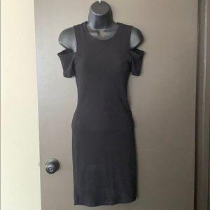 COTTON ON size XS ribbed black dress